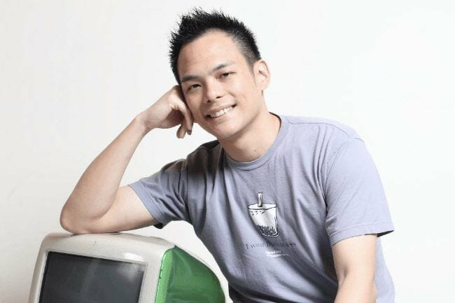 Jamie Lin - Founder of Taiwan's Leading Startup Incubator