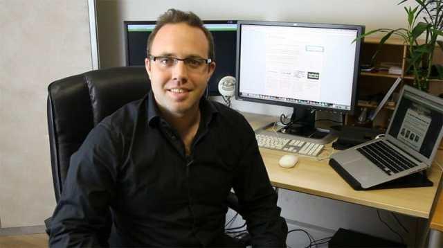 Simon Hedley - Founder Psi Pi Group