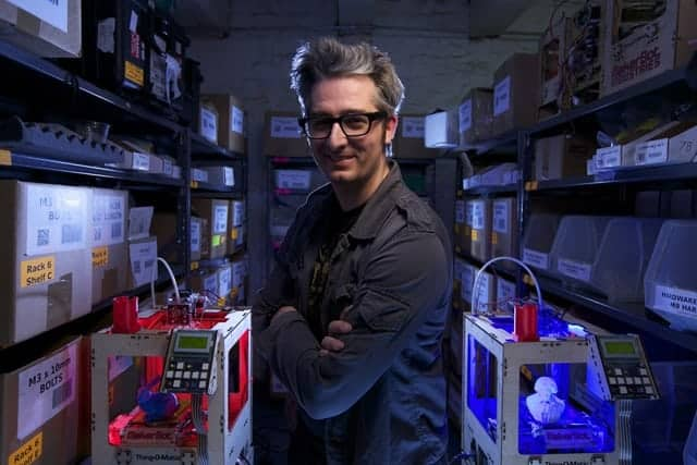 Bre Pettis – Co-Founder of MakerBot