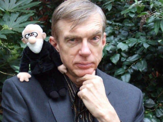 Jurgen Wolff - Scriptwriter and Author