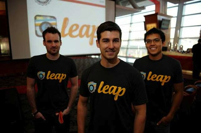 James Dickerson - Co-founder of Leap