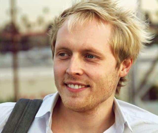 Matthew Clough - Founder of Benson Backpacks