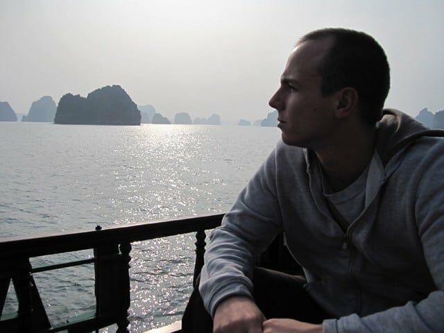 Nicolas Gremion - Founder & CEO of Paradise Publishers Inc.