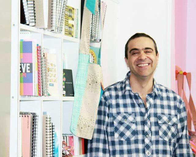 Mark Gavin - Co-founder of Ecojot