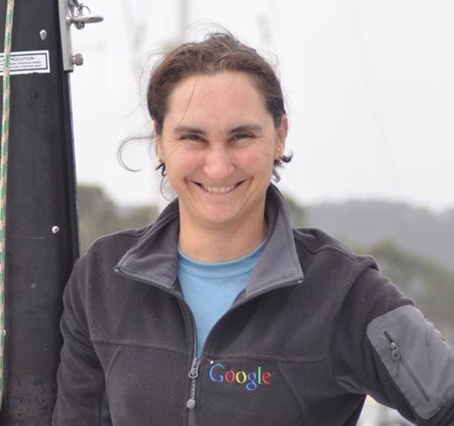 Nathalie Criou - Co-founder of RidePal