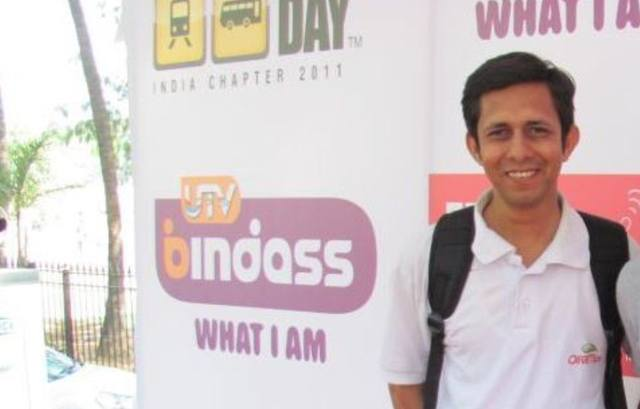 Suresh Purohit - Founder of OliveTrips.com