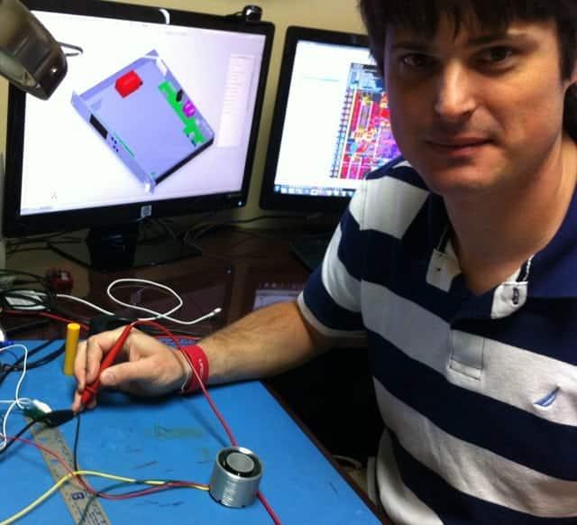 Gabriel Goldstein - Owner of Anidea Engineering
