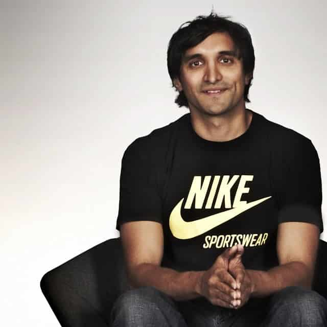 Ajaz Ahmed - Founder and Chairman of AKQA