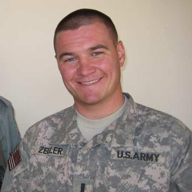 Matt Zeller – United States Army Veteran and Author