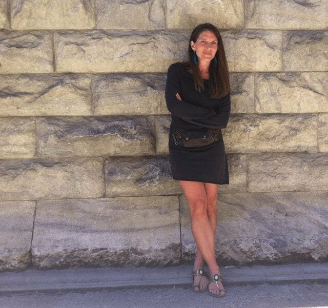 Elizabeth Boylan - Co-found of VectorBloom Technologies