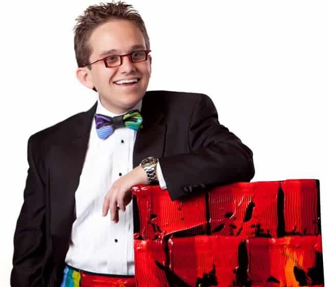 Jeff Hanson - Artist and owner of Jeffrey Owen Hanson LLC