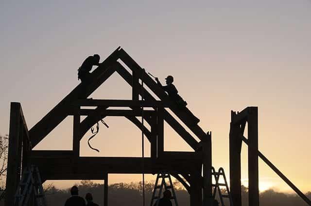 Johnny Miller - Owner of OakBridge Timber Framing