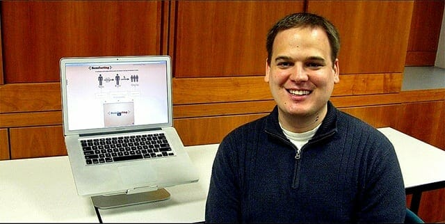 Brad Lindsay - Co-founder of Benefacting