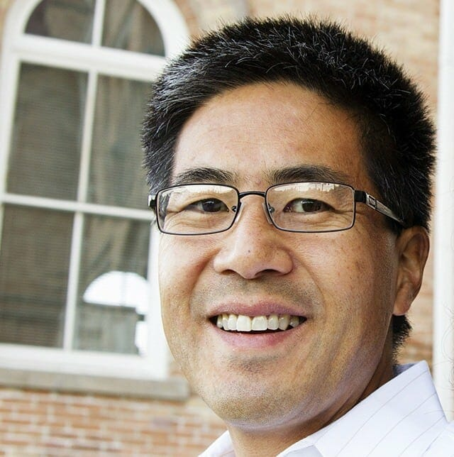 Vince Han - CEO and co-Founder of Coach Alba