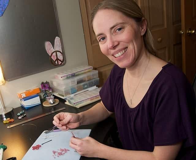 Dawn Martin - Founder of Beads by Dawn