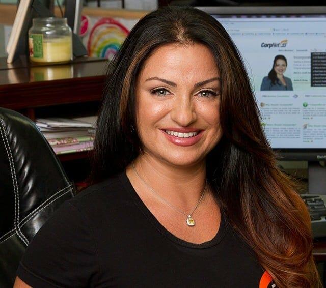 Nellie Akalp - CEO of CorpNet