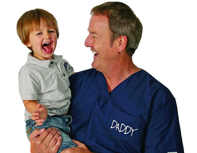Robert Nickell - Founder of DaddyScrubs