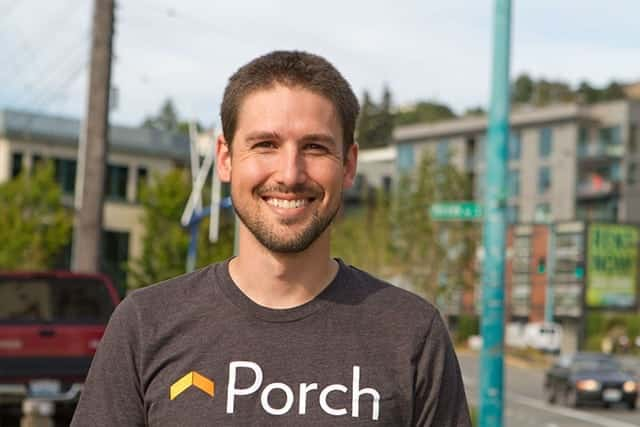 Ronnie Castro - Co-founder of Porch