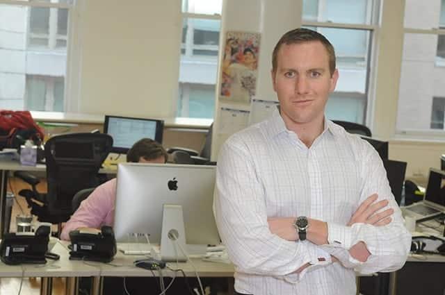 Stirling Cox - Managing Director of AlphaSightsUSA