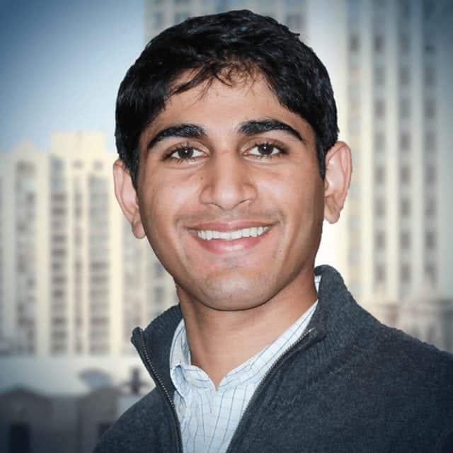 Ashik Desai - EVP of Executive Growth at ContextMedia