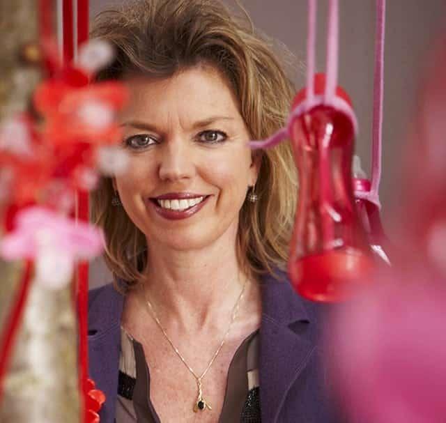 Vivienne Van Eijkelenborg - Owner of the Difrax