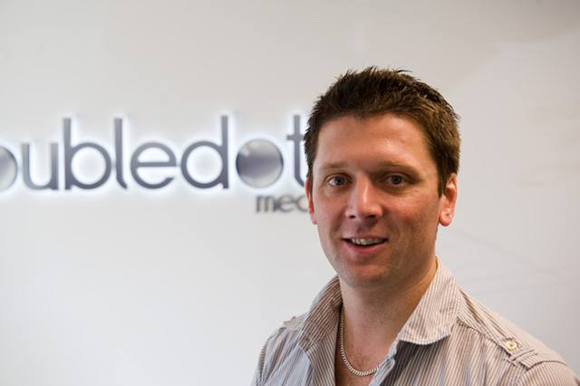 Simon Slade – CEO of Doubledot Media Limited