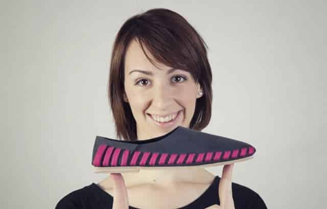 Sara Gulyas - Designer and Founder of Pikkpack