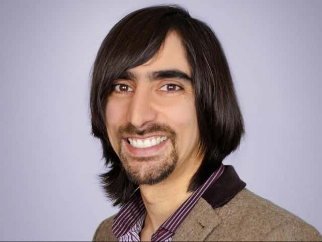 Haroon Mokhtarzada -  Co-founder of  Webs