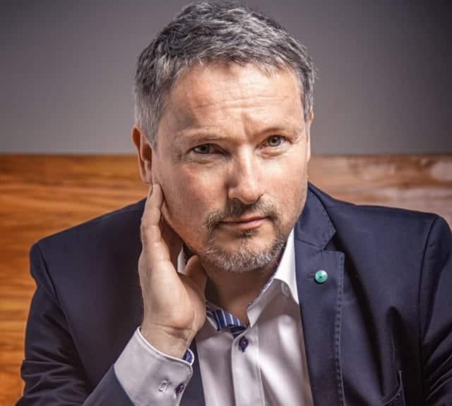 Bernd Korz - Founder, CEO and CVO of alugha