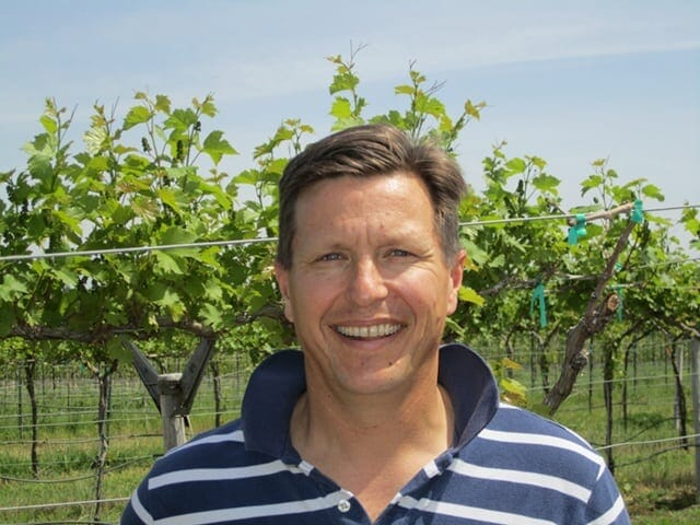 Andrew Meggitt - Executive Winemaker of St. James Winery
