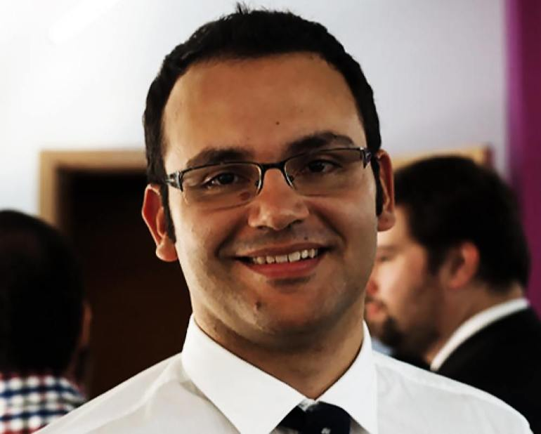 Roberto Ugo - Co-Founder and CTO of Movvo