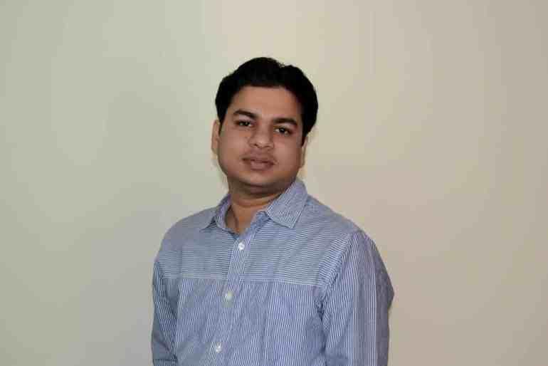 Naman Sarawagi - Founder of FindYogi.com