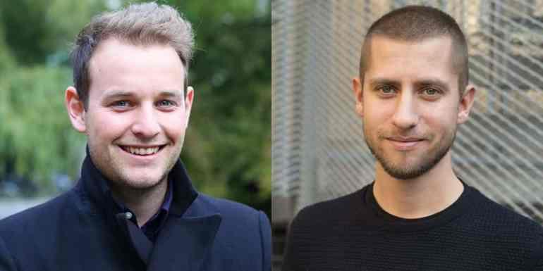 Samuel Garlöv and Anders Pålsson - Creators of JMW