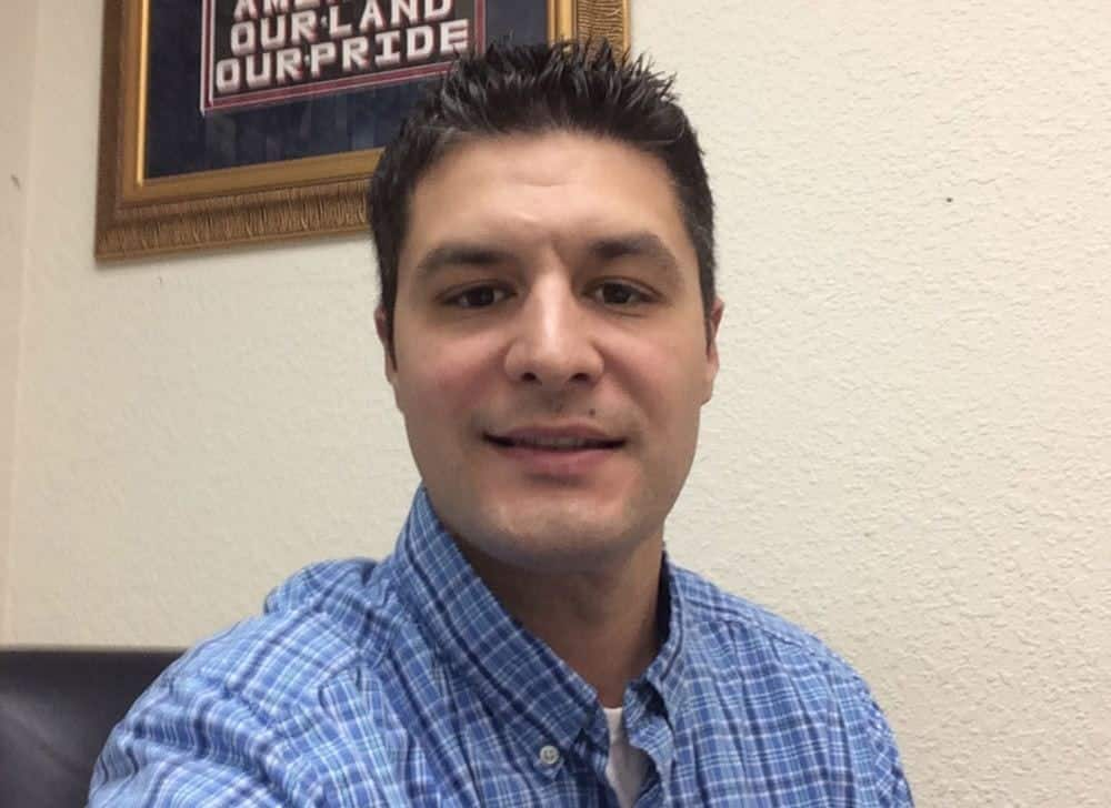 Kion Kashefi - Business Development Manager of Stanislaus Farm Supply