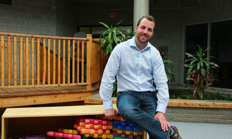 Ron Spreeuwenberg - Co-Founder and CEO of HiMama