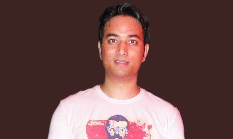 Sanchit Thakur - Founder and CEO of Illuminz