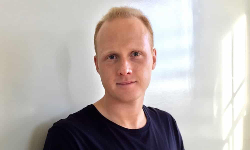 Artom Konovalov - Founder of Corner