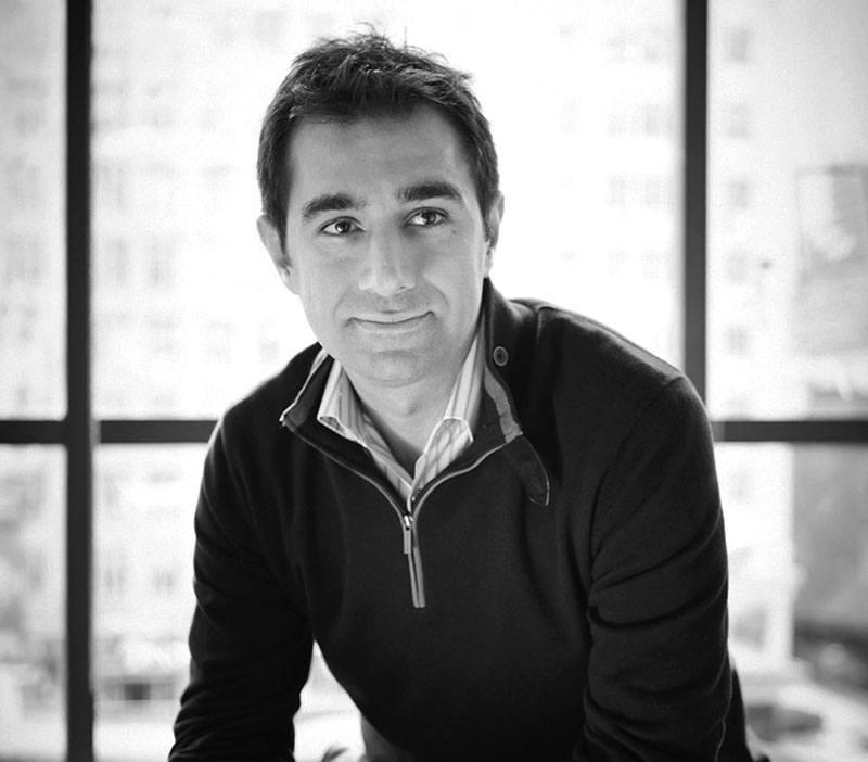 Hossein Rahnama – Founder of Flybits