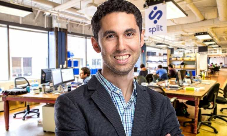 Ario Keshani - CEO and Co-Founder of Split Technology