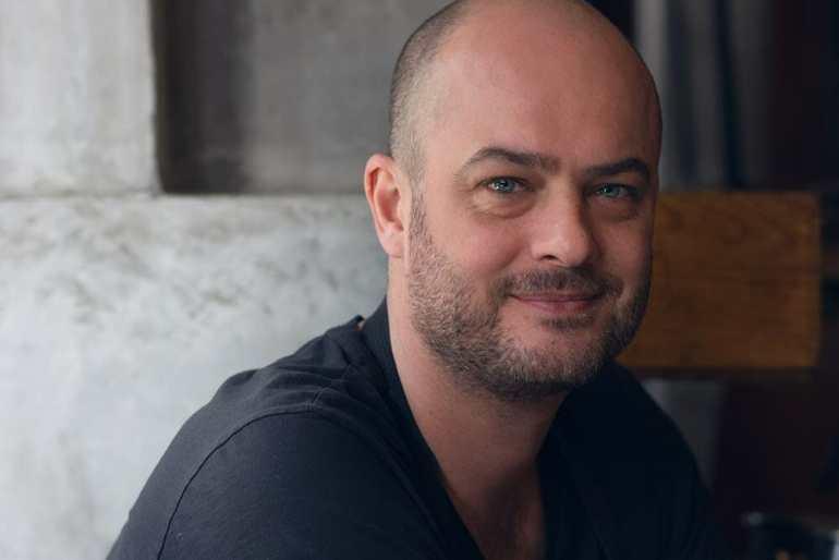 Chris McPherson - Creator of Flinders Lane