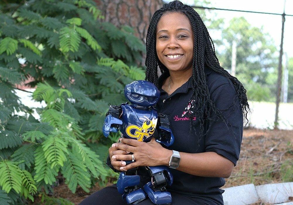 Ayanna Howard - Founder & CTO of Zyrobotics