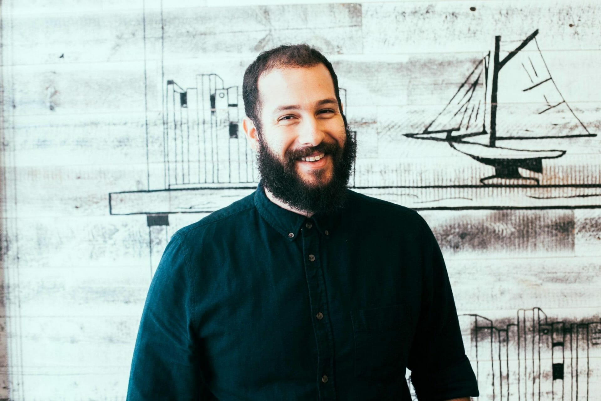 Nadav Shatz - Co-Founder of Tailor Brands