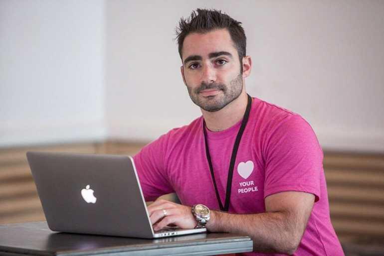 Zach Melamed - CTO and Co-Founder of TipTalk