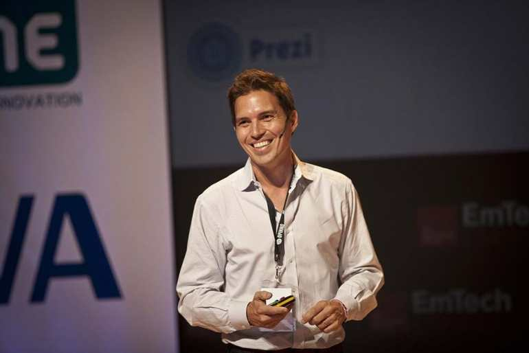 Inaki Berenguer - CEO and Co-Founder of CoverWallet