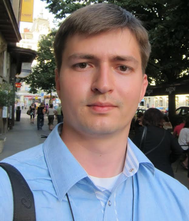 Dmitry Bobrov - CEO of ZiMAD