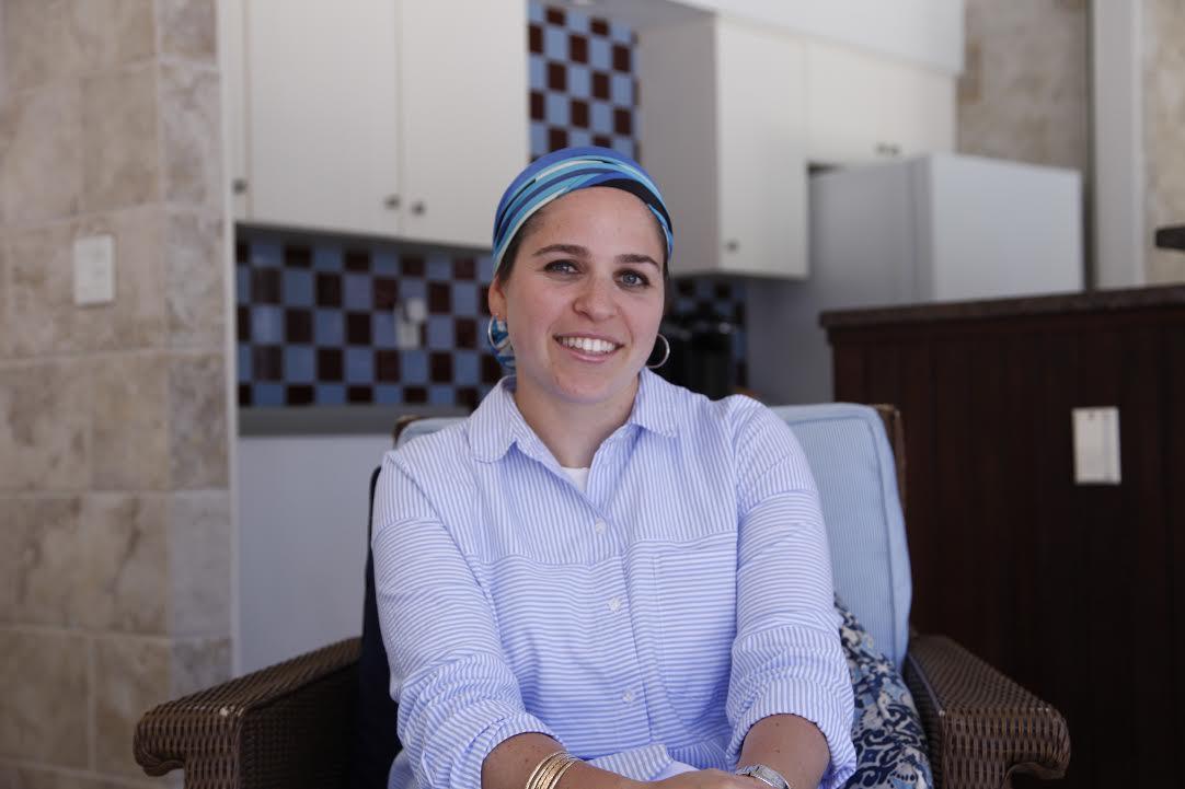 Rachel Tabbouche - Co-founder of Undercover Waterwear