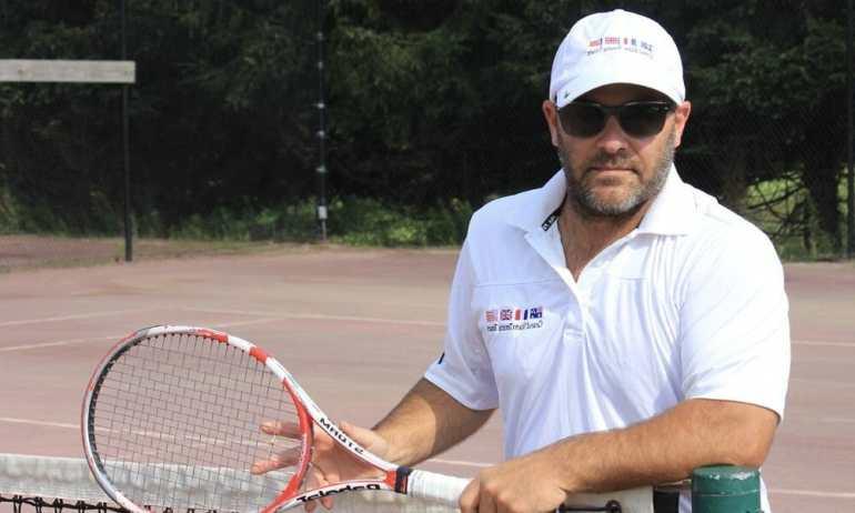 Andrew Chmura - President of Grand Slam Tennis Tours