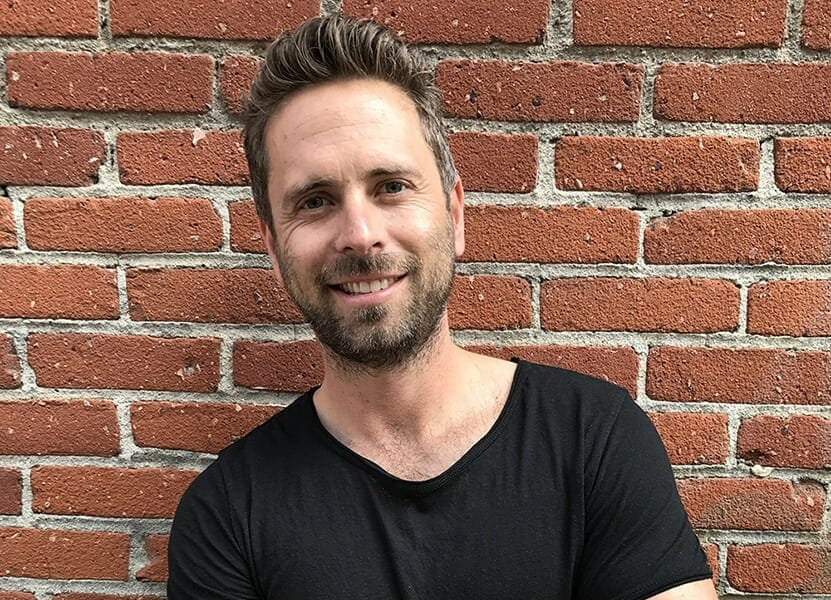 Patrick Burkhardt - Co-Founder and Chief Idea Person at Luxpitality