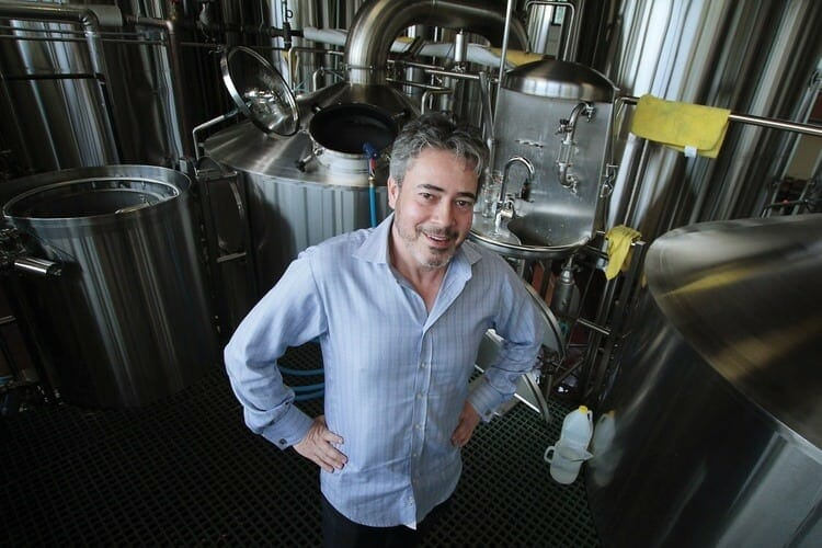 Eli Gershkovitch - Founder of Steamworks Brew Pub