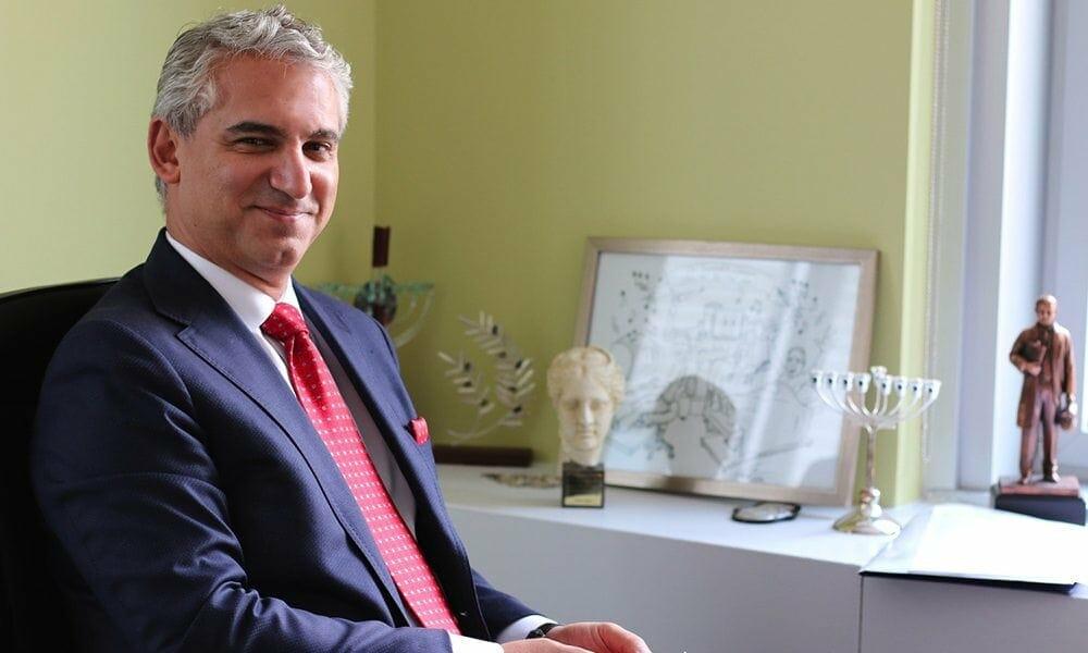 David Samadi - Chief of Robotic Surgery at Lenox Hill Hospital